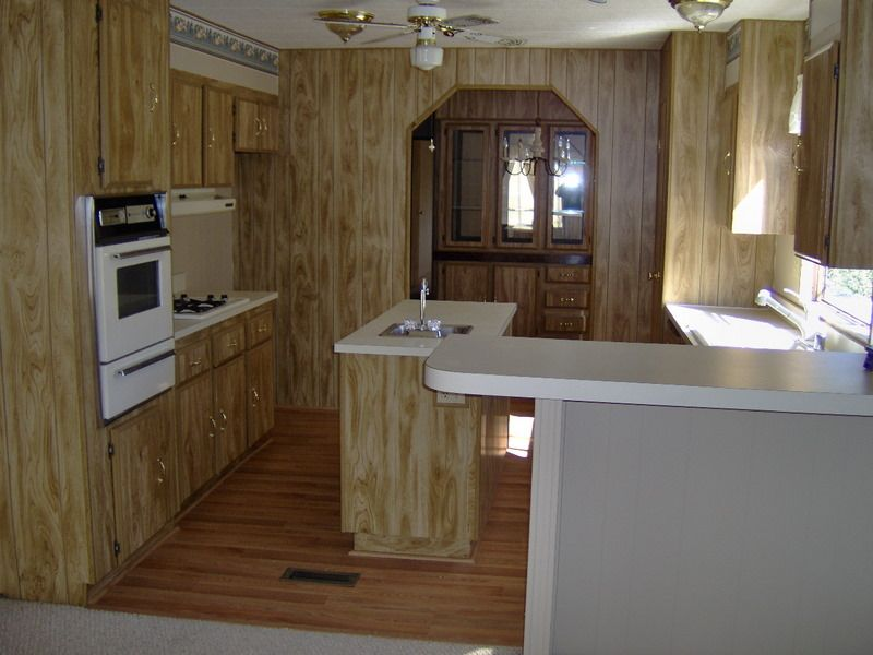Manufactured Home Kitchens Manufactured Home Kitchen Remodel