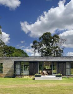 House modern design also forest lodge by pad pinterest rh uk