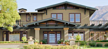 Exterior Home Paint Ideas & Inspiration