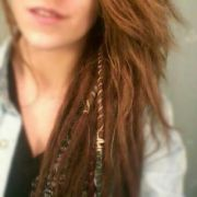 cute dreads ideas