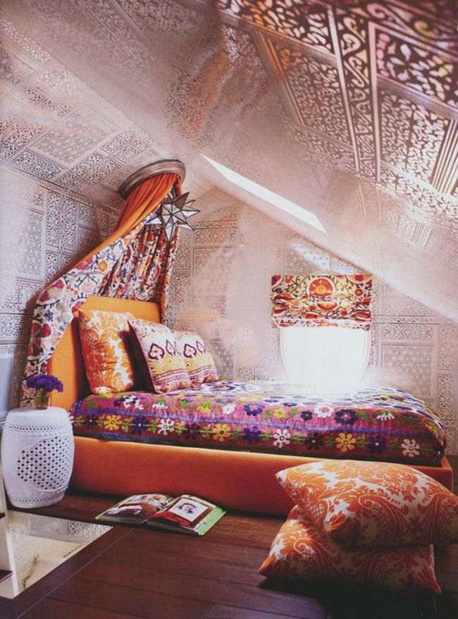 5 easy ways to make your bedroom a magical hideaway -- here are a