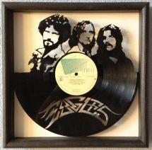 Eagles Hotel California Album Cover Art