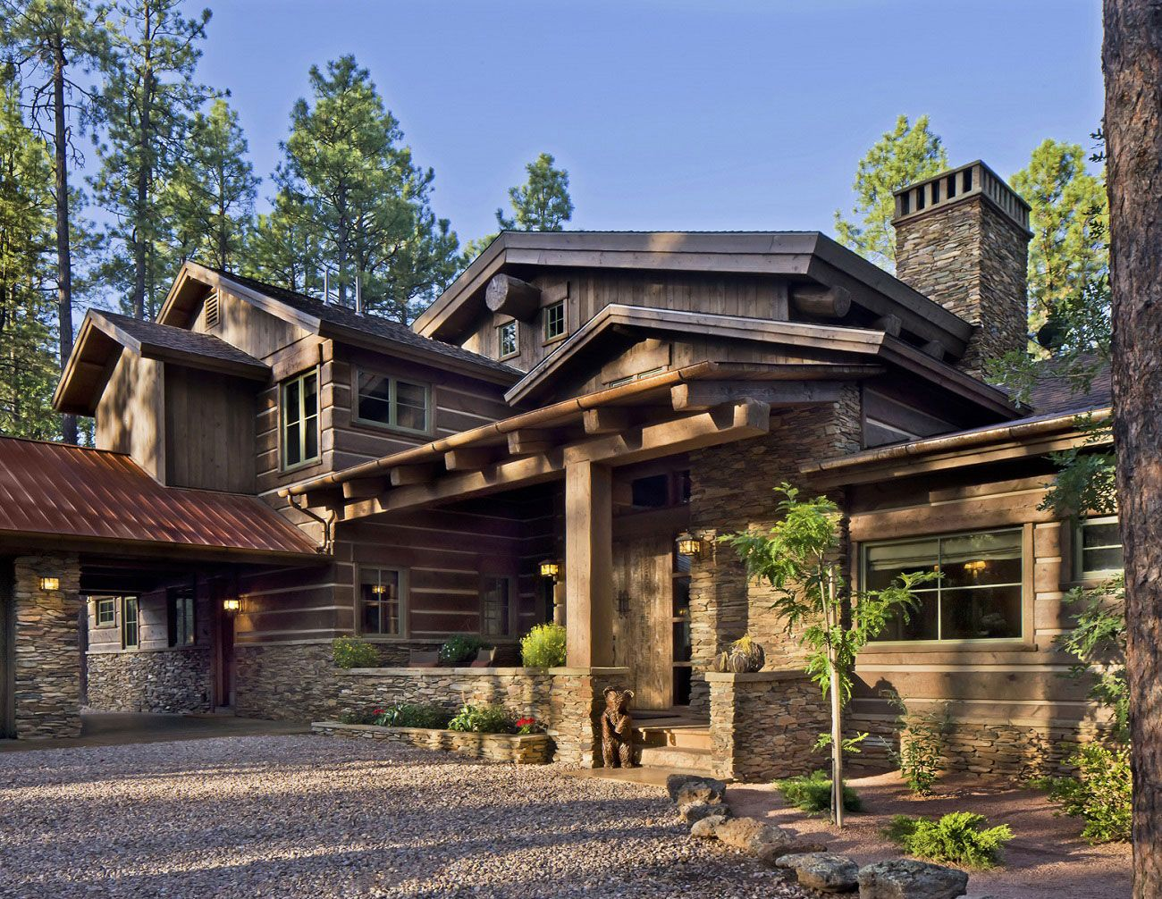 Contemporary Mountain House Images Google Search Arelauquen
