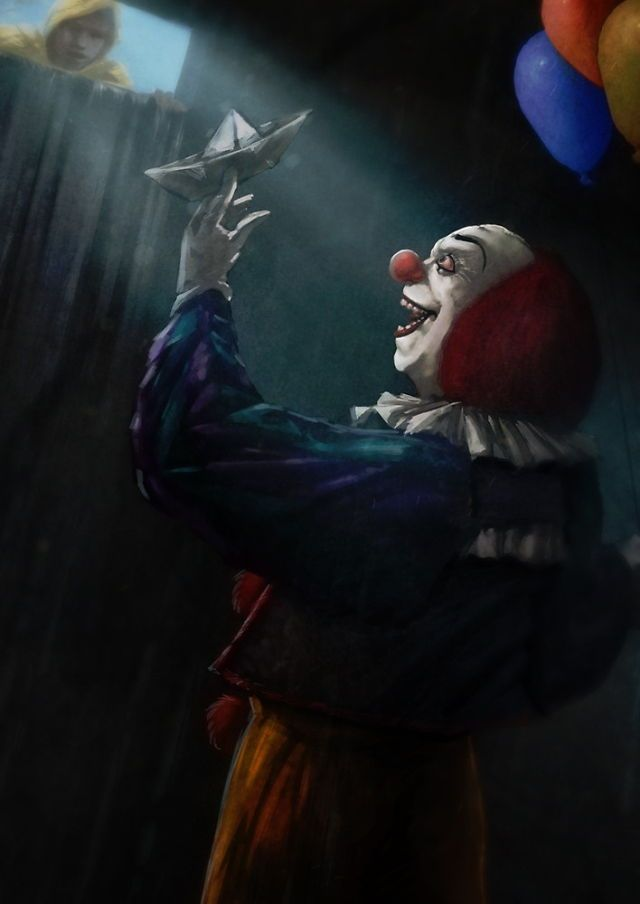 It 2017 Pennywise George