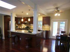 4 Level Split Remodel Kitchen Google Search Kitchen Designs
