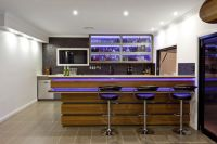 in-house bar | Ideal Interior Designs | Pinterest | Bar ...