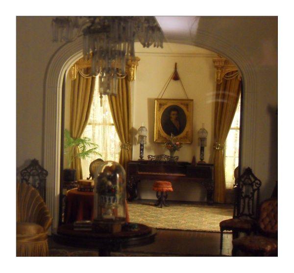 Thorne Miniature Rooms Chicago