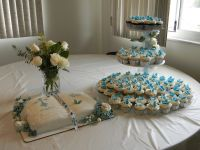 Christening+Decoration+Ideas | Table Setting for Baby ...