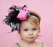 hair bows little