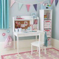 White Desk For Kids - Hostgarcia