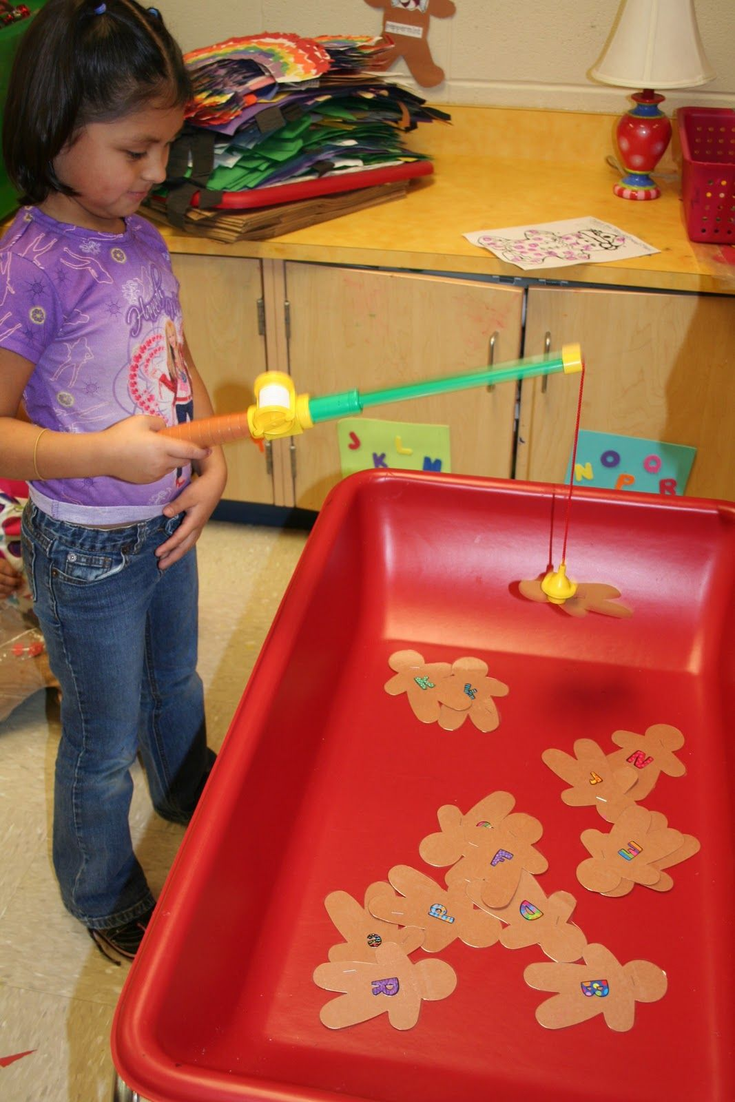 Mrs Lee S Kindergarten Gingerbread Activities And