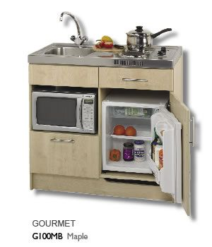 Gourmet G100mb Compact Kitchen — Buy Gourmet G100mb