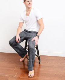 Informal Fashion Outfit Sandals-flip Flop Men