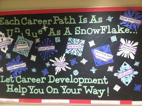 Career Development Bulletin Board Services