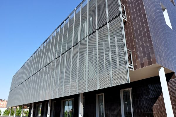 Pix Perforated Metal Facade Hoover 563