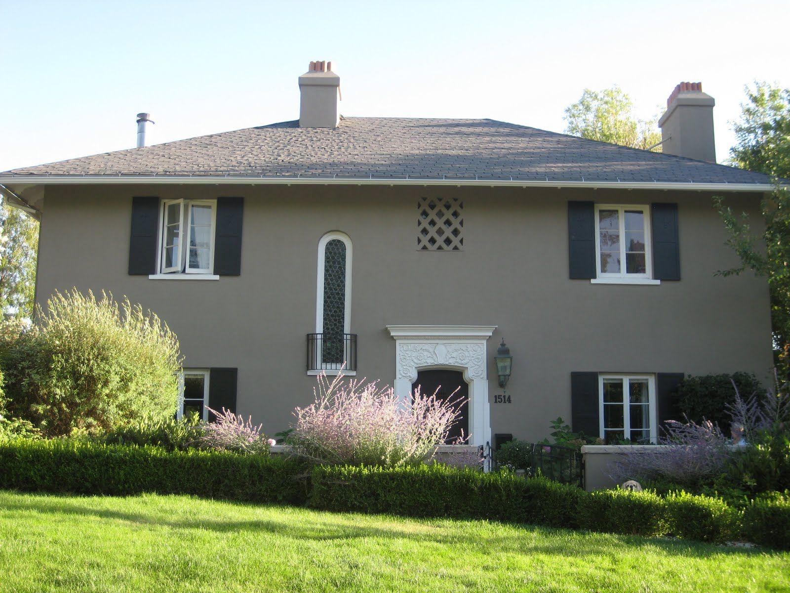 Exterior house color ideas stucco - Open House Finger Food Ideas
