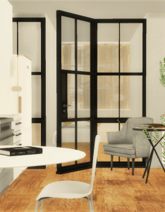 woo interiors  gloomy also the sims pinterest kitchen dining rh