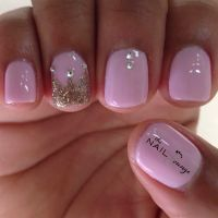 @the_nail_lounge_miramar princess crown nail art design ...