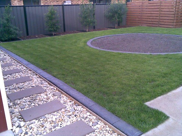 Garden Edging Ideas Ideas For Lawn Edging HGTV 17 Simple And