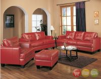 red leather sofa living room ideas red couch living room ...
