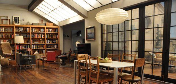 Neal Caffreys Fabulous New York Apartment Set  White