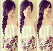 easy cute fast hairstyles school