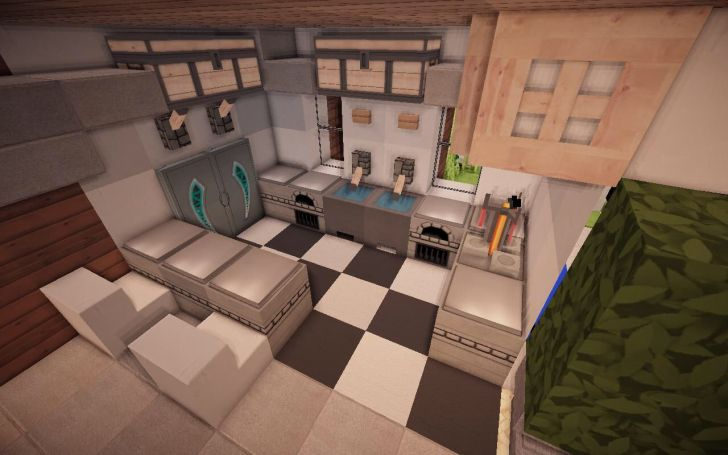 Kitchen Cabinets: Small Kitchen Design Minecraft. Widescreen Small Kitchen Design Minecraft For Desktop Hd Minecraft Ideas Modernarcade Online Image Arcade