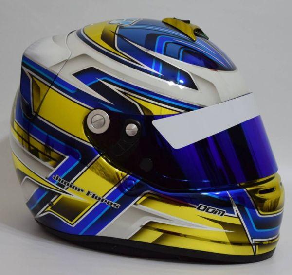 Arai Custom Helmet Paint Cool & Famous Lids