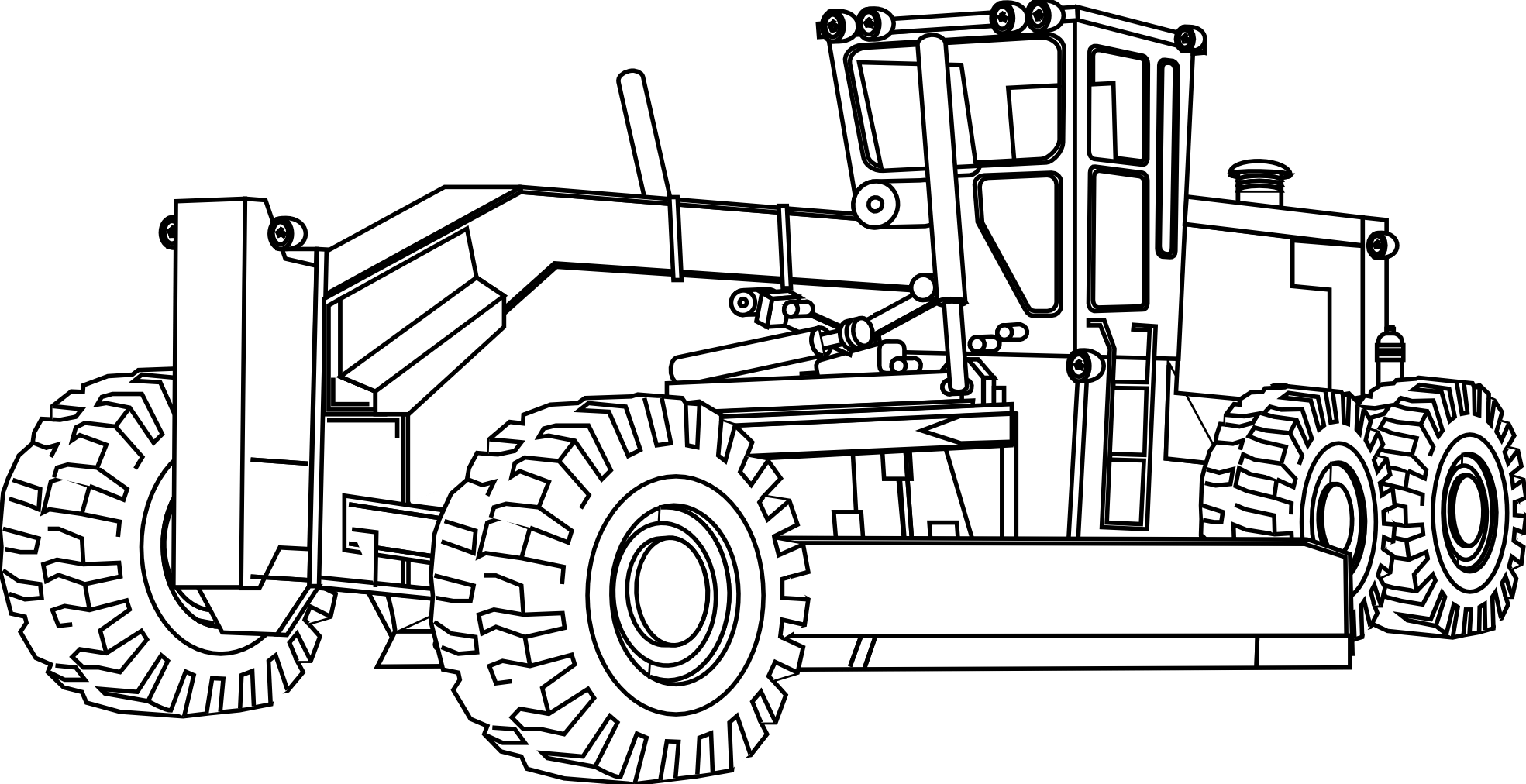 Printable Pictures Of Construction Equipment