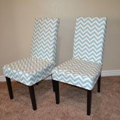 Black Parson Chair Covers Stool In Spanish And White Chevron Http Images11 Com