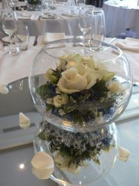 Goldfish Bowl Table Decorations | Decorative Design