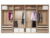 Keep Your Bedroom Closet Neat Using IKEA Closet Organizer ...
