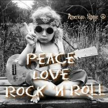 Hippie Peace and Love Quotes