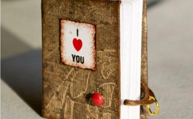 35 Unique Diy Valentine S Day Gifts For Men Proyectos