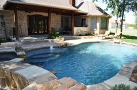Forney TX Inground Swimming Pool | Synthetic Lawn Surfaces ...