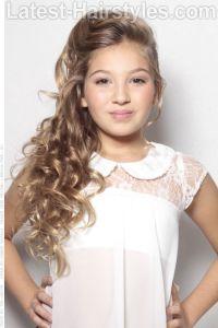 Kids Hairstyles For Girls In Wedding | www.pixshark.com ...