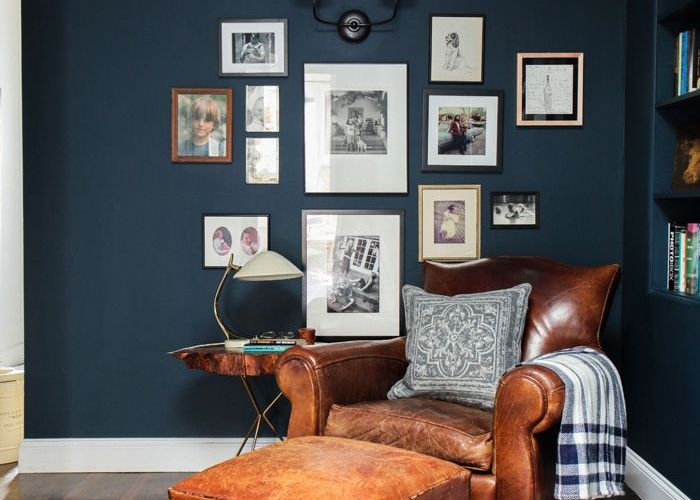 Four ways to love where you live the interior project man cave pinterest interiors living rooms and room also