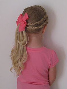 Cute And Crazy Hairstyles For Girls Best Stuff Arlene Ideas