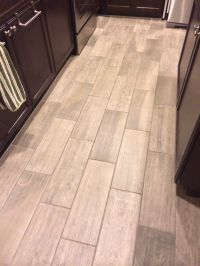 Beautiful Ceramic Tile That Looks Like Wood! Emblem (Color ...