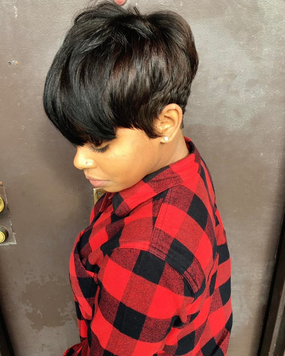 55 Stunning Short Hairstyles for Black Women  Find Your Look  TRENDS  Pinterest  Short