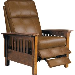Mission Recliner Chair Plans Travertine Rail Nicolas Ii Style Leather Father 39s