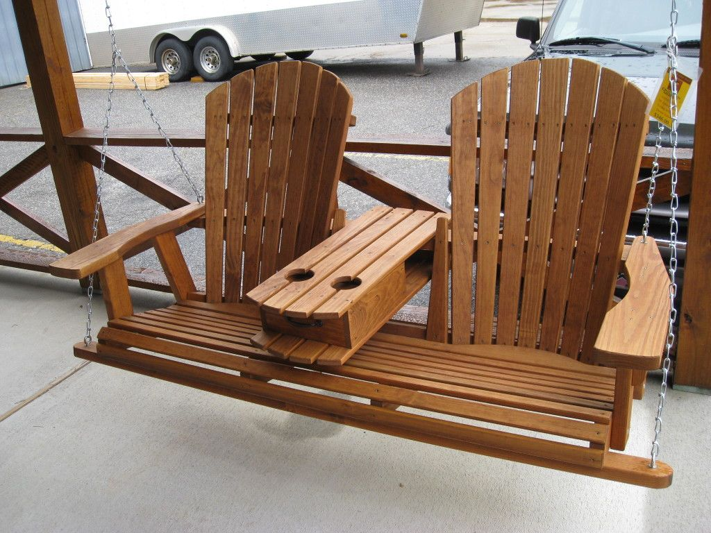 swing chair plan covers hire essex wooden adirondack classical porch plans