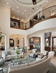 Beautiful leaving room love the open design also decor rh pinterest