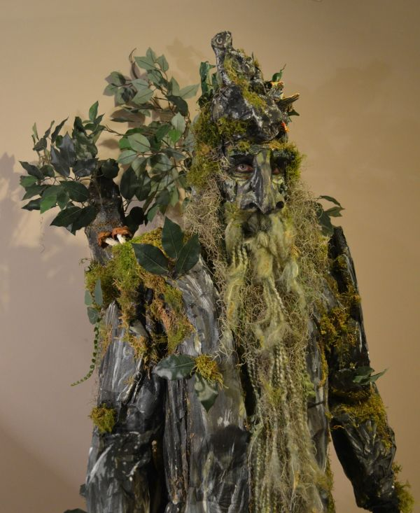 Tired Of Costumes Homemade Treebeard Costume Epic