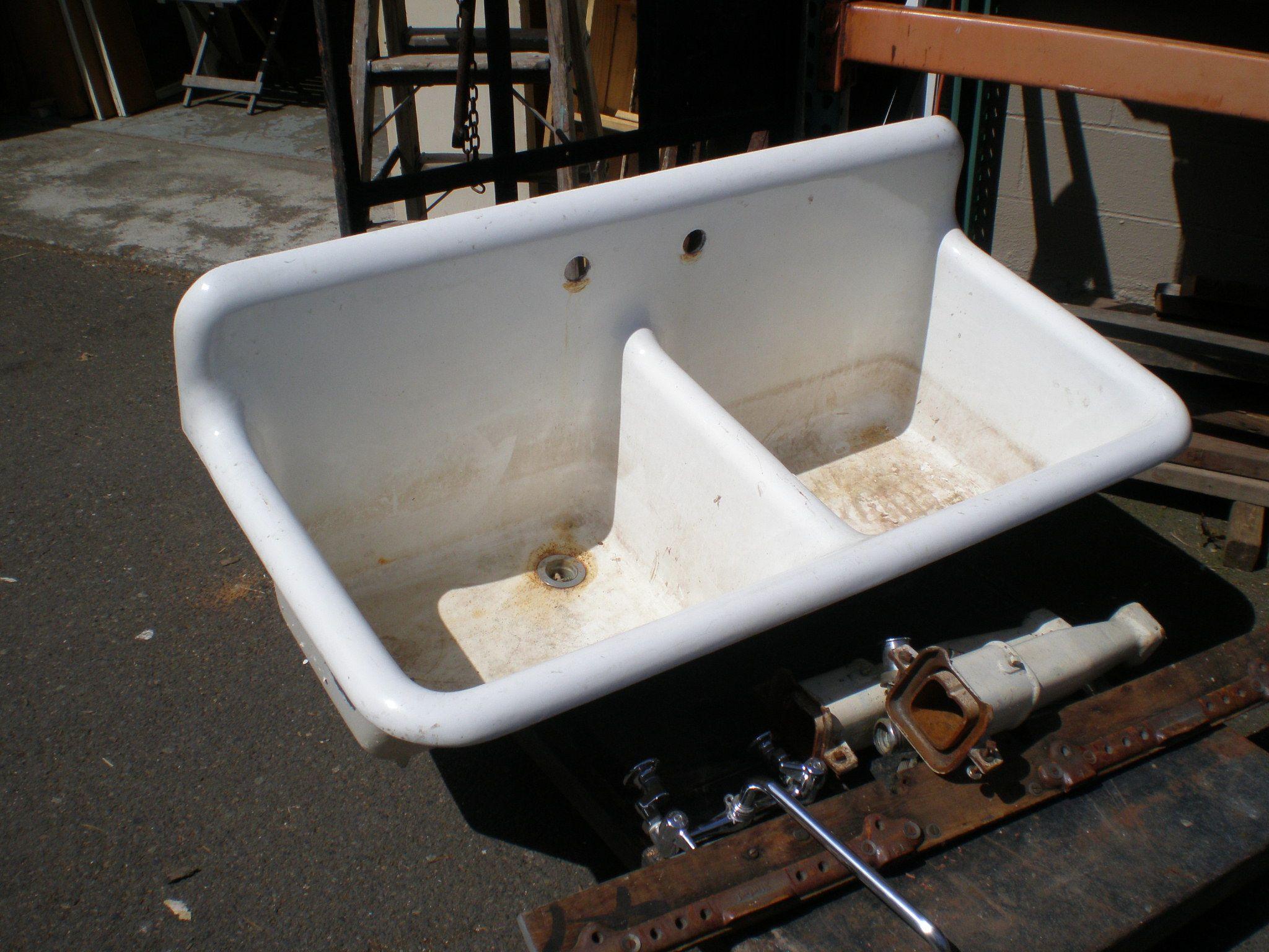 cast iron utility sink  Home Decor