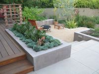 palm springs patio designs for large backyards