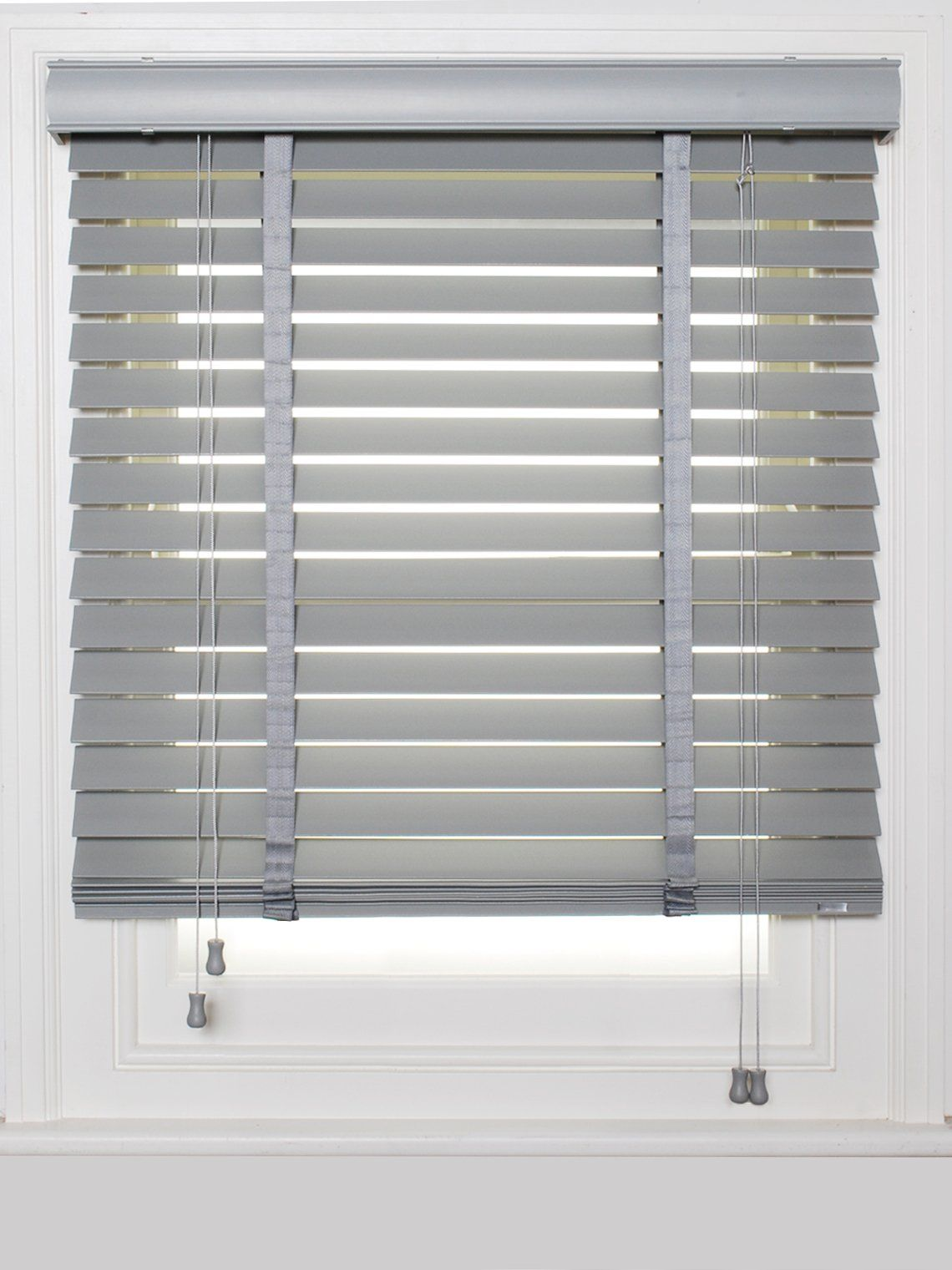 ESTATEGREYWOODVENETIAN Venetian Blinds Wood Pinterest Venetian Woods And Shutter Blinds