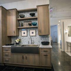 Kitchen Cabinet Showrooms Organic Utensils Waterworks In Chicago Showroom