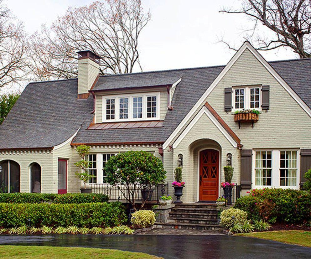 Portrait Of Find The Most Popular Exterior House Color For