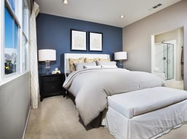 must know tips for designing an accent wall in  bedroom also rh pinterest